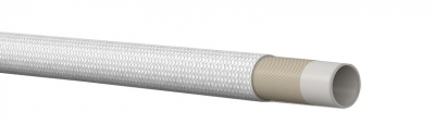 Cooling water discharge hose
